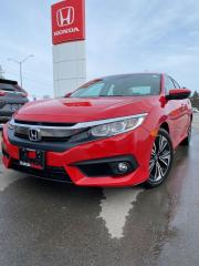 Used 2018 Honda Civic Sdn EX-T for sale in Woodstock, ON