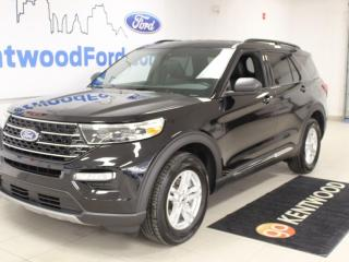 Used 2020 Ford Explorer XLT | 4WD | Leather | Remote Starter | Third Row | One Owner for sale in Edmonton, AB
