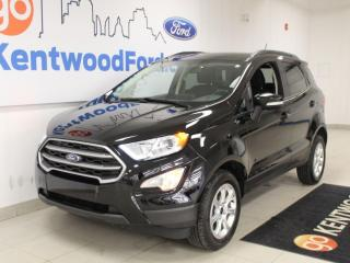 Used 2019 Ford EcoSport SE | AWD | Heated Cloth | Sunroof | One Owner | Clean Carproof for sale in Edmonton, AB