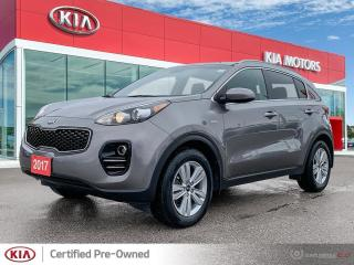 Used 2017 Kia Sportage LX for sale in Owen Sound, ON