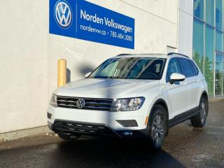 New 2021 Volkswagen Tiguan for sale in Edmonton, AB