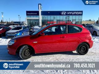Used 2011 Hyundai Accent LOW KMS!!/AIR/CRUISE/ for sale in Edmonton, AB