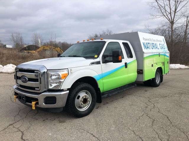 2012 Ford F-350 SERVICE TRUCK