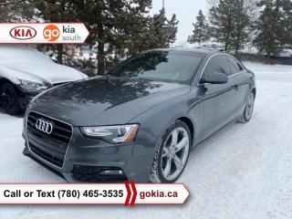 Used 2013 Audi A5 AUDI A5 PREMIUM; AWD, SUNROOF, HEATED SEATS, LEATHER, BLUETOOTH for sale in Edmonton, AB