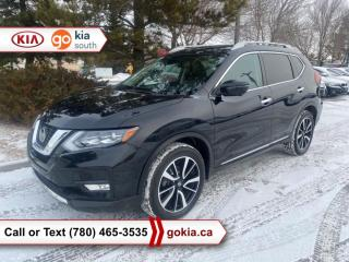 Used 2018 Nissan Rogue SL; PANORAMIC SUNROOF, AWD, HEATED SEATS/WHEEL, LEATHER, NAV, BOSE, BACKUP CAMERA, BUTTON START, BLUETOOTH for sale in Edmonton, AB