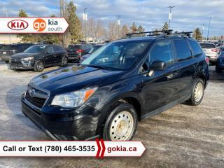 Used 2014 Subaru Forester I; AWD, WINTER TIRES, WINTER/SUMMER TIRES/RIMS, A/C, BLUETOOTH for sale in Edmonton, AB