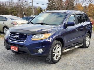 Used 2010 Hyundai Santa Fe SE POWER SUNROOF CERTIFIED for sale in Stouffville, ON
