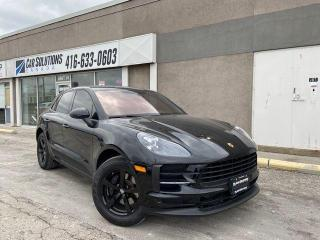 Used 2020 Porsche Macan ***SOLD*** for sale in Toronto, ON
