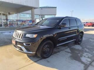 Used 2015 Jeep Grand Cherokee Summit for sale in Tilbury, ON