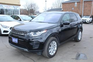 Used 2019 Land Rover Discovery Sport SE Pano Roof Navi for sale in Brampton, ON