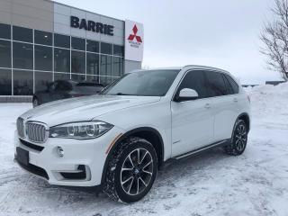 Used 2016 BMW X5 xDrive35i |Navigation | Harmon Kardon Sound System for sale in Barrie, ON