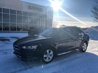 Used 2014 Mitsubishi Lancer SE AUTOMATIC | Warranty | Heated Seats for sale in Barrie, ON