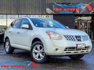 Used 2010 Nissan Rogue AWD SL | SUNROOF | LEATHER | HEATED SEATS | BOSE for sale in Richmond Hill, ON