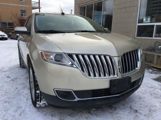 Used 2011 Lincoln MKX AWD for sale in Waterloo, ON