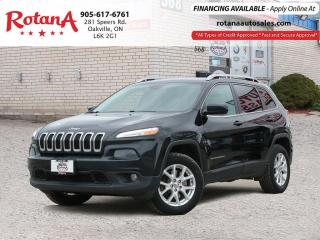 Used 2017 Jeep Cherokee North_4X4_Clean Carfax for sale in Oakville, ON
