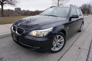 Used 2010 BMW 5 Series RARE 535xi-TOURING /STUNNING COMBO /RIGHT PACKAGES for sale in Etobicoke, ON