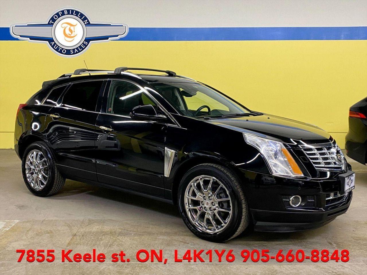 2013 Cadillac SRX Premium AWD, Navi, Pano Roof, Keep Lane