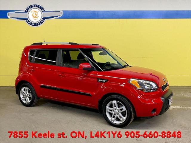 2011 Kia Soul 2u Only 107K km, 2 YearsWarranty