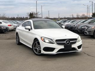 Used 2017 Mercedes-Benz C-Class C 300 for sale in Oakville, ON