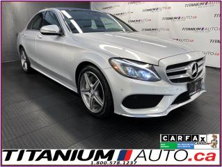 Used 2017 Mercedes-Benz C-Class AMG Sport PKG+Pano Roof+Parktronic+Comfort Access for sale in London, ON