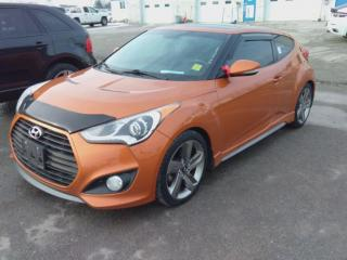 Used 2014 Hyundai Veloster Turbo for sale in Innisfil, ON