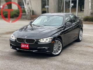 Used 2014 BMW 3 Series X-DRIVE | LUXURY LINE for sale in Burlington, ON