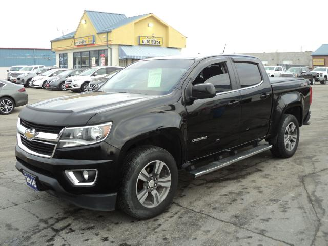 2016 Chevrolet Colorado LT CrewCab 4x4 ShortBox BackUpCam
