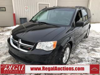 Used 2014 Dodge Grand Caravan SXT 4D Wagon 3.6L for sale in Calgary, AB