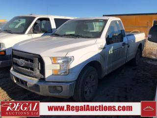 Used 2017 Ford F-150 XL Regular Cab 2WD 3.5L for sale in Calgary, AB