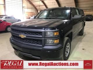 Used 2014 Chevrolet Silverado 1500 4D EXTENDED CAB RWD for sale in Calgary, AB