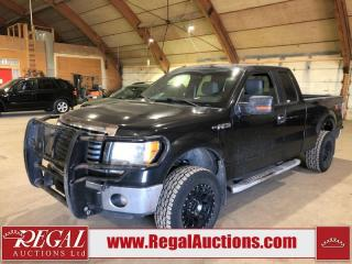 Used 2012 Ford F-150 XLT 4D EXT CAB 4WD for sale in Calgary, AB