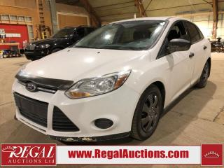 Used 2012 Ford Focus 4D Sedan for sale in Calgary, AB