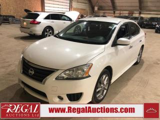 Used 2014 Nissan SENTRA SR 4D SEDAN AT for sale in Calgary, AB