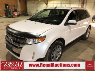 Used 2012 Ford Edge Limited 4D Utility FWD for sale in Calgary, AB