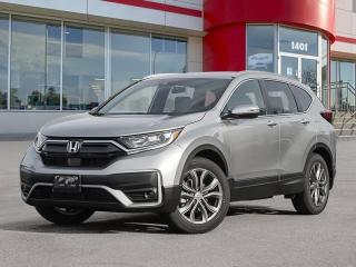 New 2021 Honda CR-V Sport for sale in Winnipeg, MB