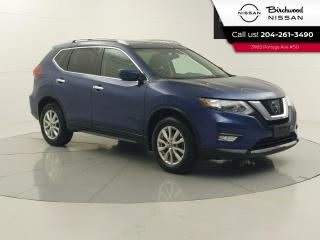 Used 2017 Nissan Rogue SV Tech PKG  360 Camera's, Remote Start, Moonroof, Navigation for sale in Winnipeg, MB