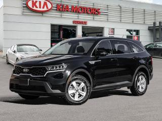 New 2021 Kia Sorento LX+ *7- Passenger Seating! for sale in Winnipeg, MB