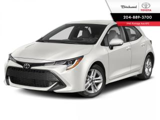 New 2021 Toyota Corolla CVT UPGRADE for sale in Winnipeg, MB