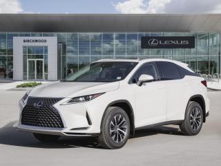 New 2021 Lexus RX 350 Premium for sale in Winnipeg, MB