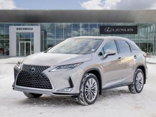 Used 2021 Lexus RX 350 EXECUTIVE for sale in Winnipeg, MB