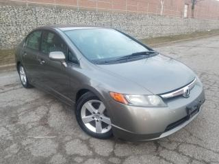 Used 2006 Honda Civic LX, ALLOY WHEELS, CERTIFIED for sale in Mississauga, ON