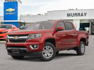 New 2021 Chevrolet Colorado 4WD LT for sale in Winnipeg, MB