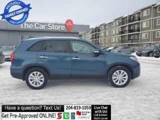 Used 2015 Kia Sorento AWD EX sunroof LEATHER Rear cam Heated Seat for sale in Winnipeg, MB
