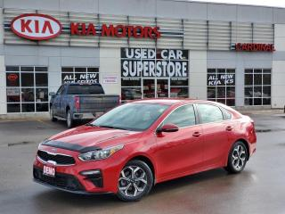 New 2020 Kia Forte EX IVT - Demo Sale - Includes Winter Tires for sale in Niagara Falls, ON