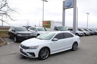 Used 2017 Volkswagen Passat 1.8 TSI Auto Highline for sale in Whitby, ON