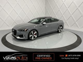 Used 2019 Audi RS 5 2.9 RS 5| ONLY 3,971KM for sale in Vaughan, ON