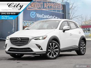 Used 2020 Mazda CX-3 GT AWD for sale in Halifax, NS