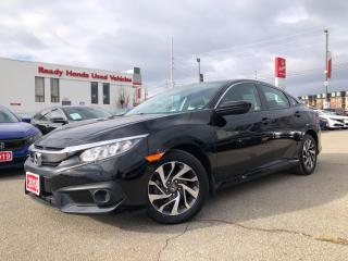 Used 2018 Honda Civic Sedan SE  - Push Start - Alloys - Heated Seats - LOW KMS for sale in Mississauga, ON