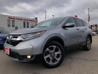 Used 2018 Honda CR-V EX  - Sunroof - Lane Watch - Rear camera for sale in Mississauga, ON