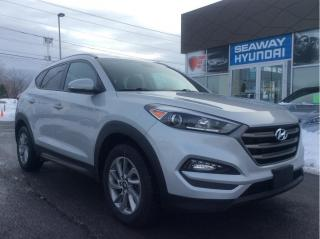 Used 2016 Hyundai Tucson Premium AWD - Bluetooth - Backup Camera for sale in Cornwall, ON